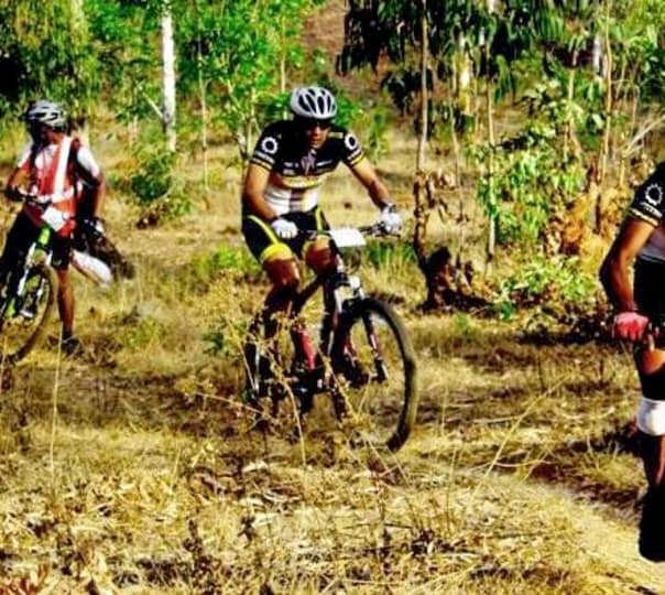 Mountain Biking In Dandeli Jungle