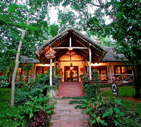 A Traditional Spice Village at Thekkady @ Flat 42% off
