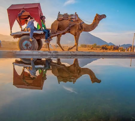 Photography Tour of Colourful Pushkar
