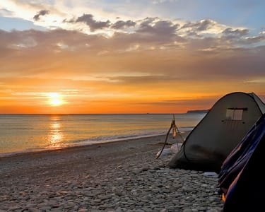 New Year Eve Beach Camping, Alibag: Welcome 2019 Under the Stars