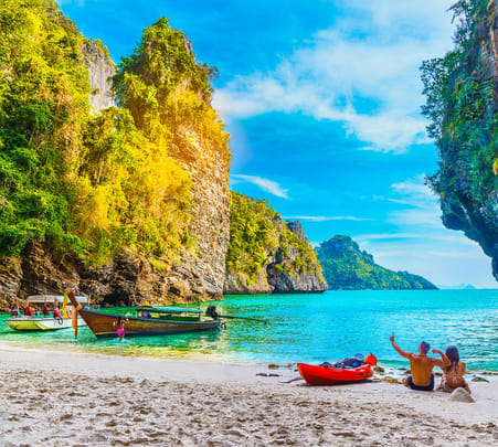 6 Days Romantic Honeymoon Tour of Thailand - Flat 20% off