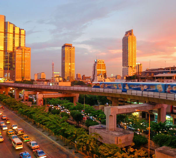 Sightseeing Tour of Thailand For 7 Days