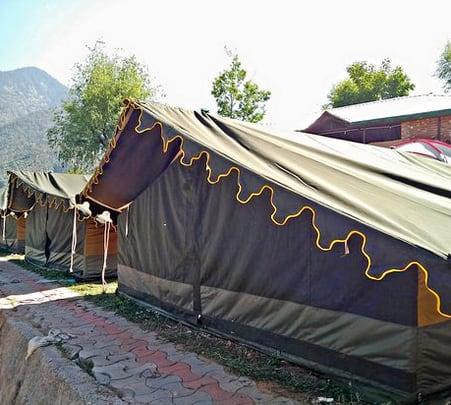 Riverside Camping in Dharamshala Flat 15% off