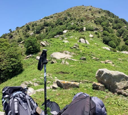 Ulud Trekking with Guide, Dharamshala Flat 15% off