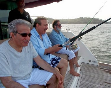 Deep Sea Fishing in Goa