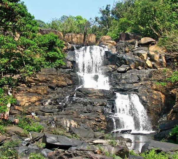 Trekking And Camping at Baralgundi Maralgundi Falls, Kodachadri
