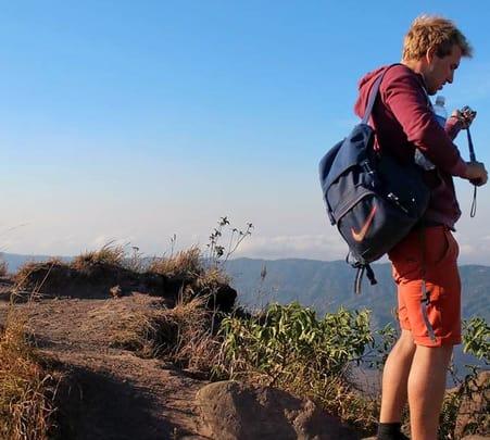 Overnight Trekking to Mount Agung Via Besakih