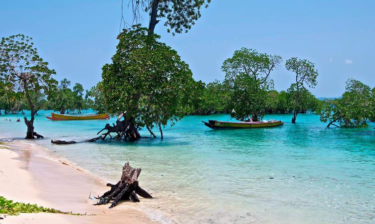 Andaman & Nicobar Islands, India