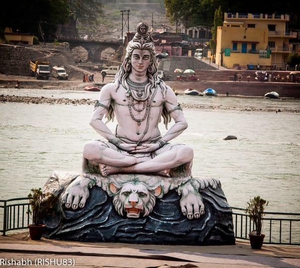 Half Day Sightseeing of Rishikesh City
