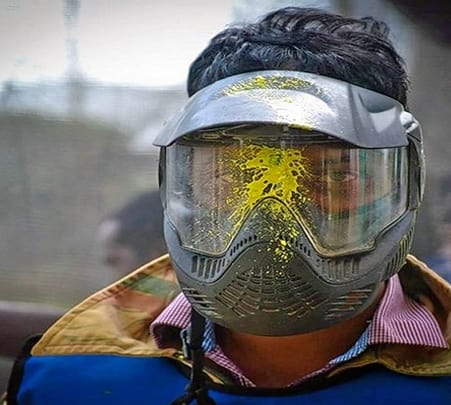 Paintball Adventure In Coorg