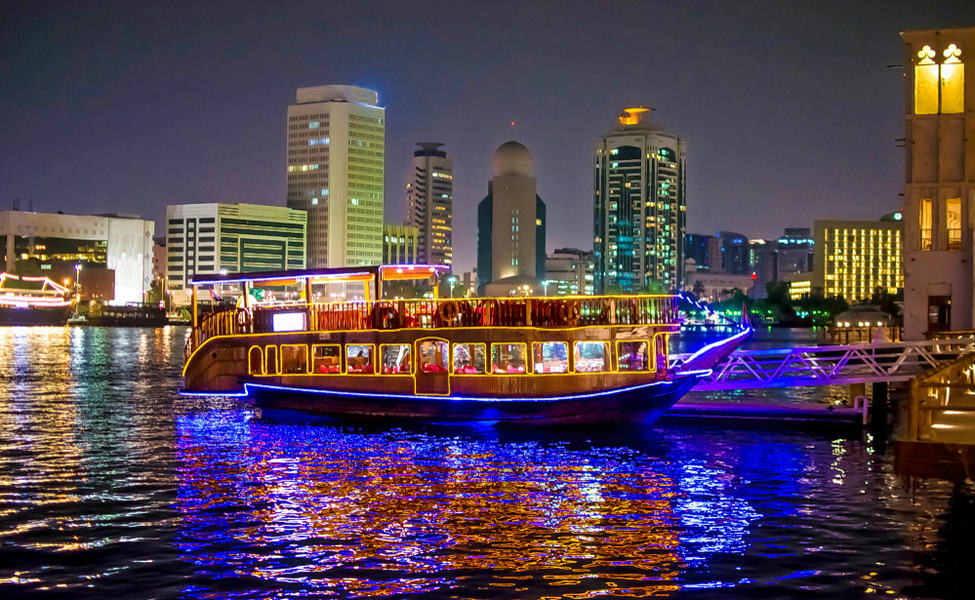 Image result for dhow cruise dubai