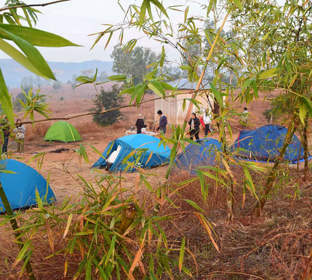 Adventure Camping near Pune