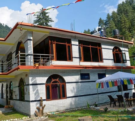 Homestay with Adventure Activities in Jibhi