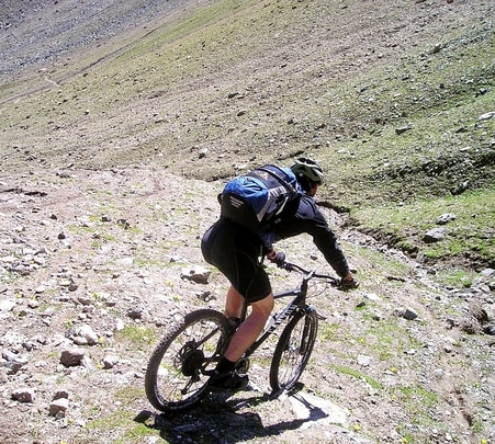 Rent a Mountain Bike in Kufri