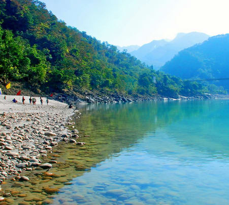 Rishikesh Package For Couples