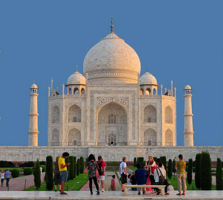 Half Day Guide Rental in Agra