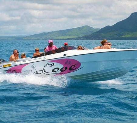 Day Cruise to Gabriel Island in Mauritius