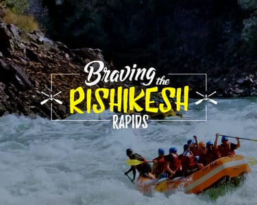 Camping In Rishikesh With River Rafting Flat 30% Off