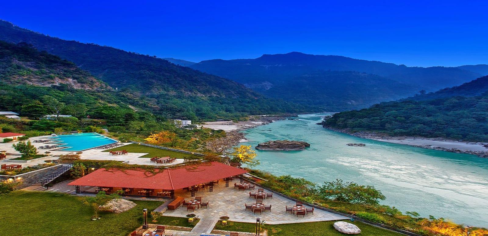 10 Best Luxury Resorts In Rishikesh