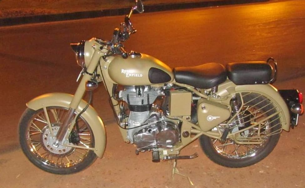 Bike Rentals In Bangalore Royal Enfield Desert Storm 500cc