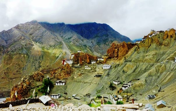 Dhankar_gompa_and_village.jpg