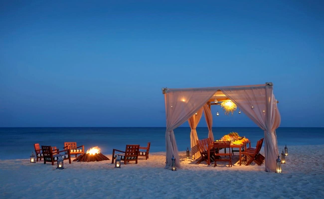 Andaman Islands Honeymoon Tour With Beach Side Candle