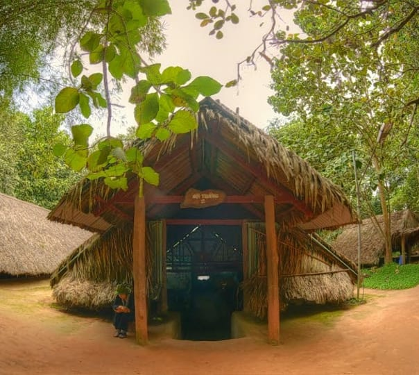Boating Tour of Cu Chi Tunnels and the Historical Site