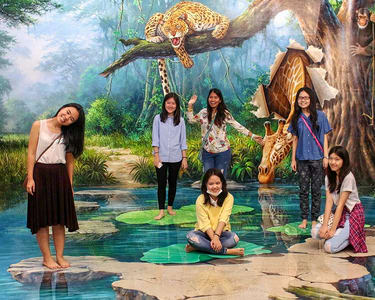 Art in Paradise Tickets, Bangkok - Flat 30% off