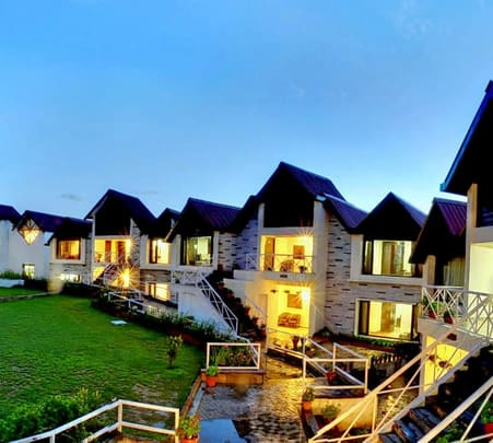 Luxury Stay at Koti Resort, Shimla