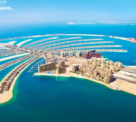 Dubai City Tour with Dhow Cruise and Desert Safari