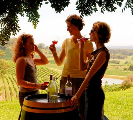 Wineries Tour in New South Wales