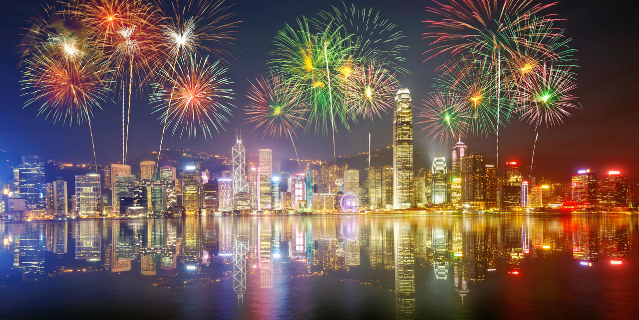 New Year In Hong Kong 2021 Things To Do Fireworks Parties