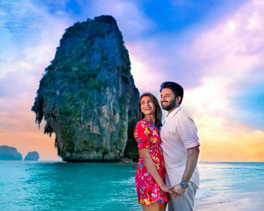 6 Days Romantic Honeymoon Tour of Thailand Flat 20% off
