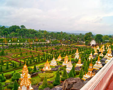 Nong Nooch Tropical Garden, Pattaya - Flat 28% off