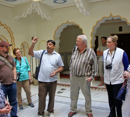 Heritage Haveli Tour in Jaipur