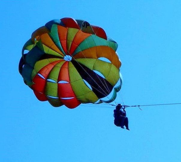 Parasailing in Alwar