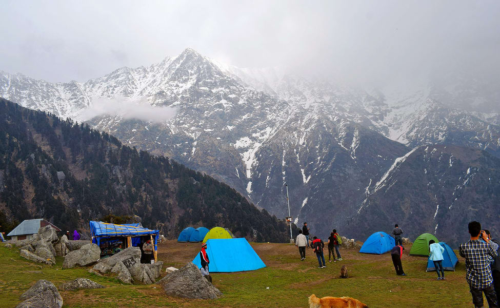 Triund Camping I Book Now Camping @ Flat 30% Off