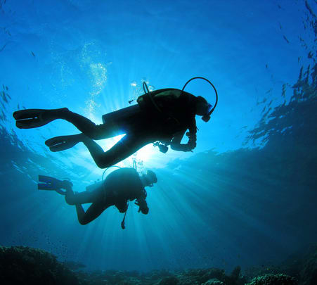 Thrilling Scuba Diving in Pondicherry