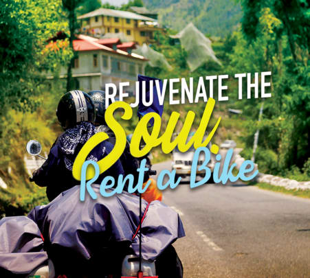 Bike Rental in Manali