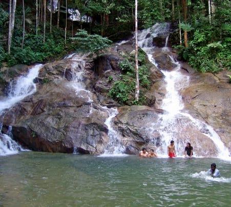 Templer Park Waterfall Trip