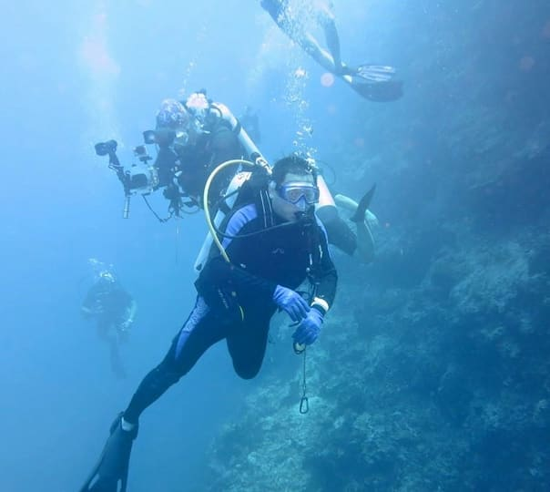 Open Scuba Diving Course in Malaysia