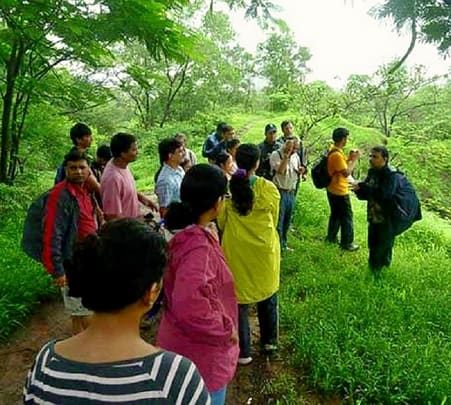 Nature Trail to Bhopar in Thane