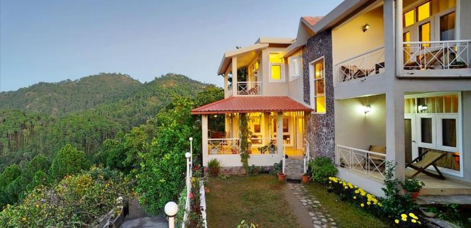 16 Best Resorts in Nainital - 2019 (2400+ Reviews & Photos)