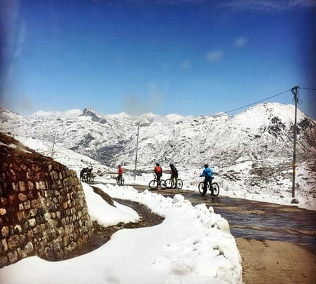 Silk Route Cycling Tour