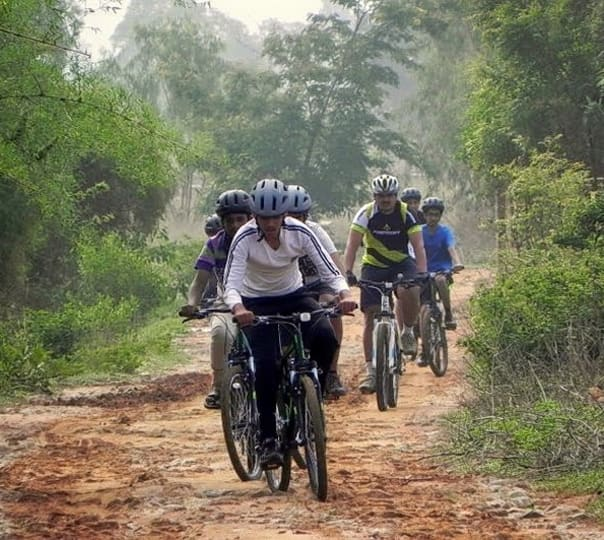 One Day Cycloquest in Bangalore