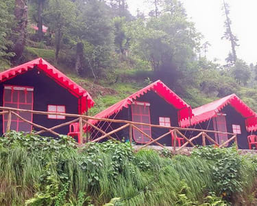 Exotic Camping Experience in Jibhi, Himachal
