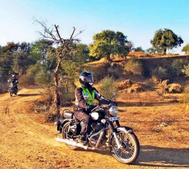 9 Days 8 Nights Motorcycle Tour in Rajasthan