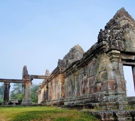 Discover the Temples of Preah Vihear in Cambodia