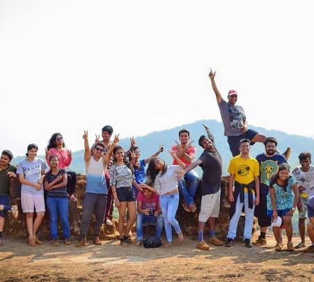 Kodachadri Trek and the Waterfall Visit