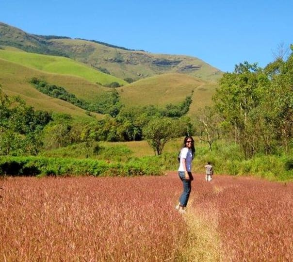 Weekend Getaway In Kudremukh